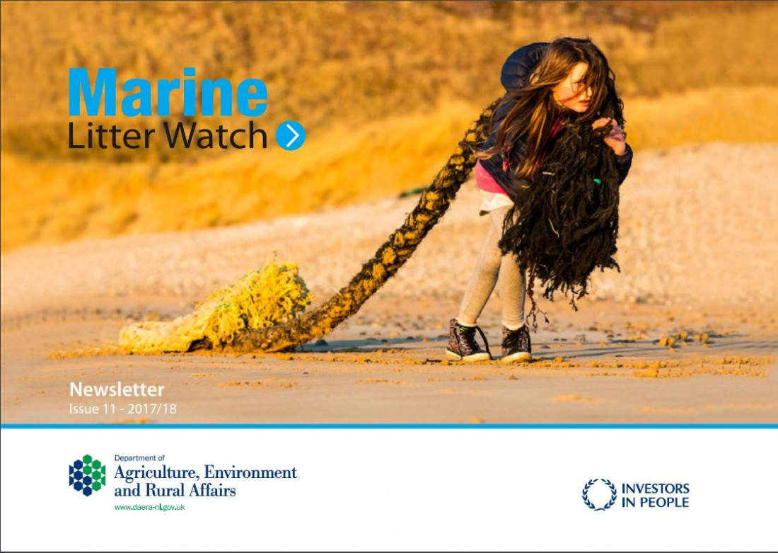 DAERA Marine Litter Watch Newsletter