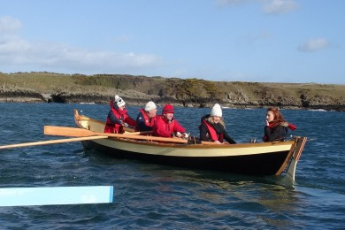 BBC Countryfile Film Skiffs in Ardglass