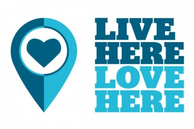 "Keep Northern Ireland Beautiful Live Here Love Here ""Adopt A Spot"""