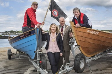 World Championships Come to Strangford Lough