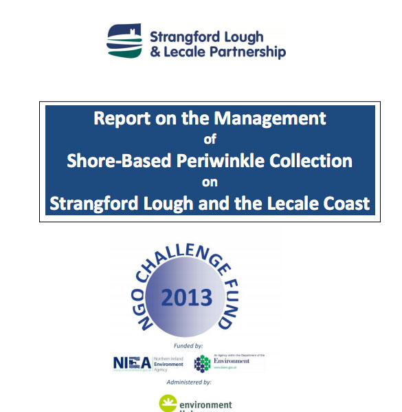 Report on the Management of Shore-Based Periwinkle Collection on Strangford Lough and the Lecale Coast