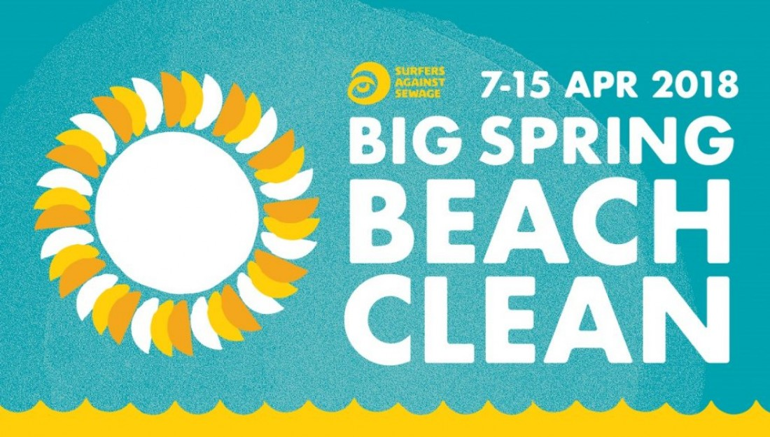 CALLING BIG SPRING BEACH CLEAN LEADERS!