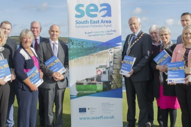 Report on Co Down's Seafood Potential Launched During Seafood Week