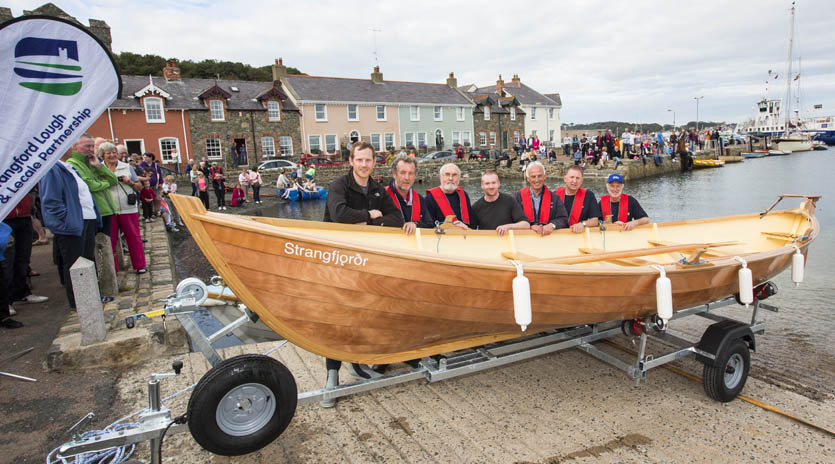 Strangford Boat Scoops Ocean to City Trophy