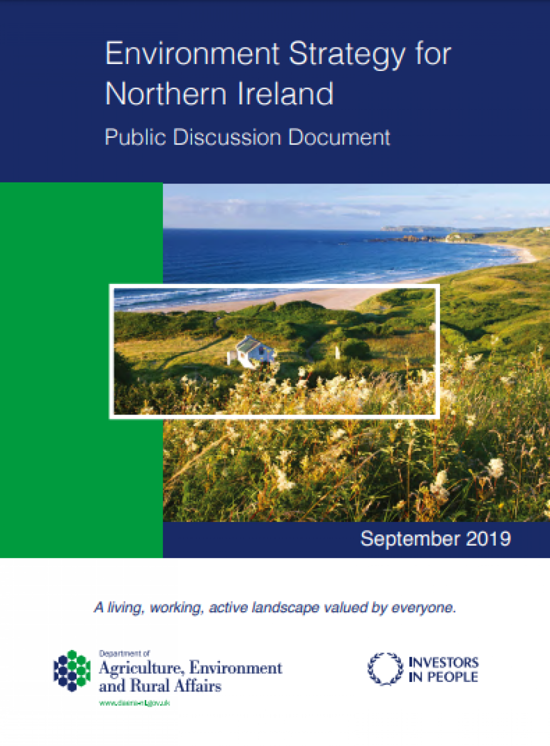 Environment Strategy for Northern Ireland Open For Consultation