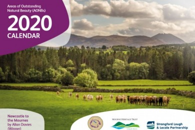 The Landscape I Love AONBs Photograph Competition and Calendar