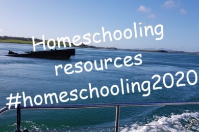 Useful links for Home Schooling with an Environmental Theme