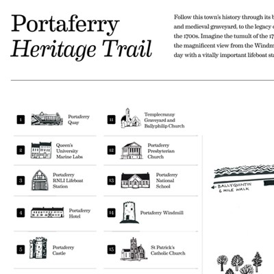 Portaferry Heritage Trail