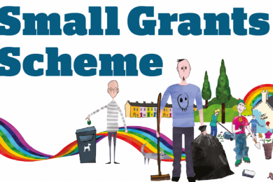 Live Here Love Here Small Grant Scheme Information Sessions