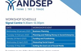 training for social enterprise in ards and north down